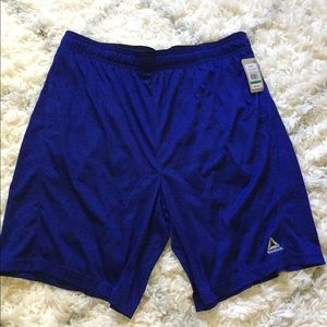 NWT Reebok shorts men's xl